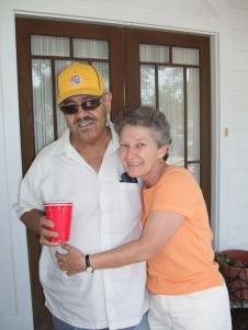 Carol and Lionel