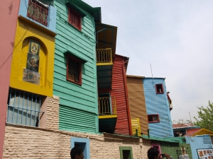 The Colorful Buildings of La Boca