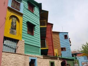 The Colorful Buildings of La Boca